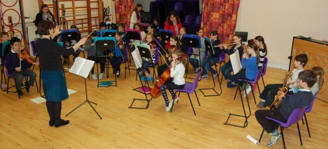 Mayfield School Orchestra