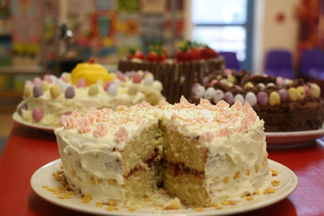 The Great Mayfield Bake Off