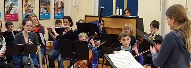 The Mayfield School Orchestra FT Special Guests