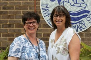 A Welcome from the Co-Headteachers