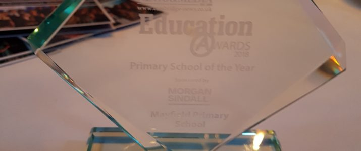 Cambridge News Primary School of the Year 2018