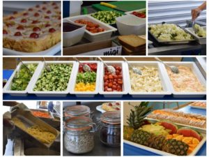 School Meals & Lunchtimes